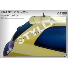 FIAT STILO 3D (02+) spoiler zad. dveří horní