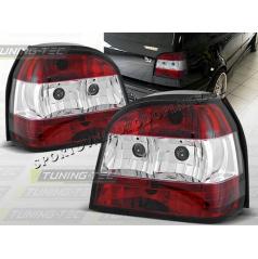 VW GOLF III 1991-97 ZADNÍ LAMPY RED WHITE (LTVW75)