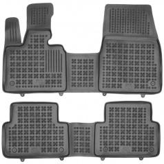Gumové koberce so zvýšeným okrajom, BMW i3, 2013+