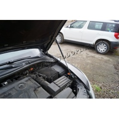 Škoda Octavia II - vzpěra kapoty levá KI-R