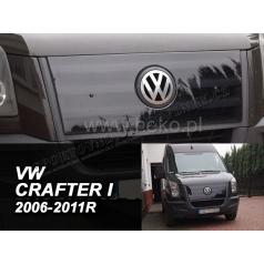 VW Crafter I, 2006-2011 - zimní clona - kryt chladiče