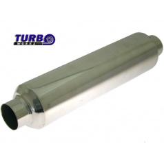 Sportovní rezonátor TURBOWORKS nerez 51 a 57 mm
