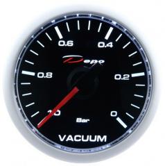 Přídavný budík Depo Racing Vacuum 52 mm