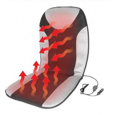 Potah sedadla Comfort vyhřívaný s termostatem  12V