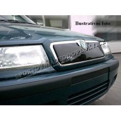 Zimní clona - kryt chladiče Škoda Octavia 4 dveř. 1996 - 2000