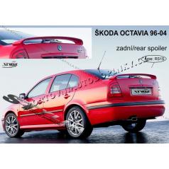 Škoda Octavia 1996-04 zadní spoiler (EU HOMOLOGACE)