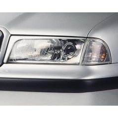 Kryty světlometů Milotec (mračítka) - ABS černý Škoda Octavia I