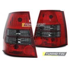 VW GOLF 4 / BORA 1999-06 VARIANT ZADNÍ LAMPY RED SMOKE (LTVW94)