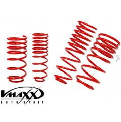 VMAXX sportovní snížené pružiny VOLVO C70 Coupe, Cabrio 2.0T / 2.4 Turbo (snížení 25mm)