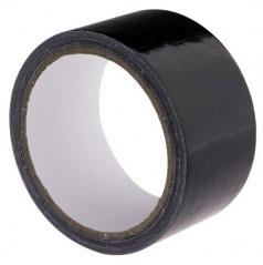 Opravná, velmi pevná lepící páska černá 48 mm x 10 m
