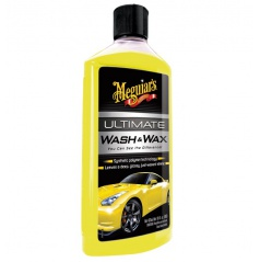 Meguiar's Ultimate Wash Wax nejkoncentrovanější autošampon s příměsí karnauby 473 ml