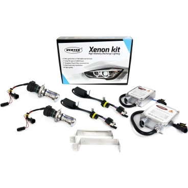 Xenon přestavbová sada H4 4300K BIXENON