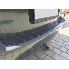 Práh pátých dveří s výstupky, ABS-karbon, Škoda Octavia I Combi