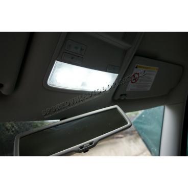 VW Golf VI - MEGA POWER LED stropní osvětlení KI-R