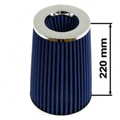 Sportovní vzduchový filtr Simota bavlněný velký II 60-76 mm