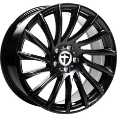Alu kolo Tomason TN16 black 8,5x19 5x112 ET30