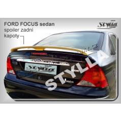 FORD FOCUS SEDAN (98+) spoiler zad.  kapoty (EU homologace)
