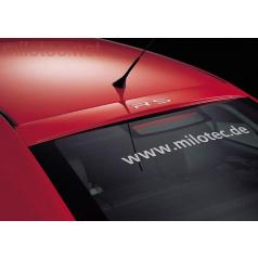 Clona zadního okna, Škoda Octavia Facelift