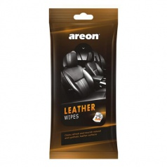 Areon Wet Wipes Car Care - Leather