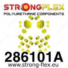Nissan 100NX StrongFlex Sport kompletní sestava silentbloků 22 ks
