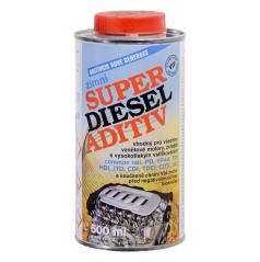 Aditivum do nafty VIF 500 ml (zimní)