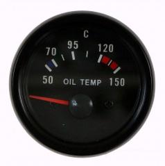 Přídavný budík KET teplota oleje 52 mm