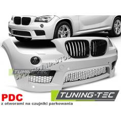 BMW X1 E84 2009-2013 M-Pakiet PDC přední nárazník (ZPBM26)