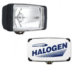Přídavné dálkové světlo halog. malé 2 ks - + krytka Wesem universal 138 x 78 mm