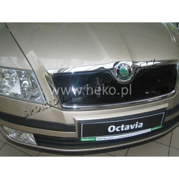 Zimní clona - kryt chladiče Škoda Octavia II 2004 - 2008