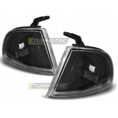 Honda Prelude 02.92-01.97 přední blinkry black (KPHO02)