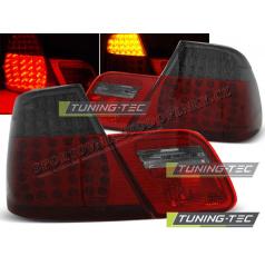 BMW E46 04.1999-03.2003 COUPE ZADNÍ LED LAMPY RED SMOKE (LDBM70)
