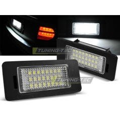 LED osvětlení SPZ - Audi, VW, Škoda (PRAU01)