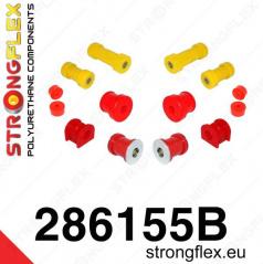 Infinity G20 1998-02 StrongFlex sestava silentbloků jen pro přední nápravu 11 ks