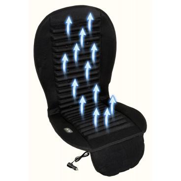 Elektrický potah sedadla s ventilací 12V