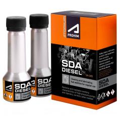 Čistící přísada do paliva pro dieselové motory Atomium A-ProHA SGA 2x50 ml