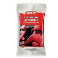 Vlhčené ubrousky na kůži 26 ks Carlson