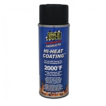 Thermoizolační spray Thermo-Tec (černý) 330 ml