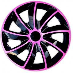 "Kryty kol Quad Bicolor Pink 13-16"" (po 1 ks)"