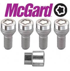 McGard pojistné šrouby a matice (nejkvalitnější provedení)