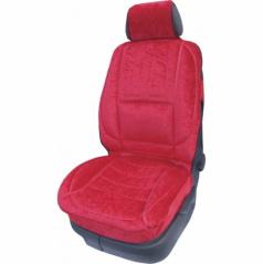 Autopotahy Profil-Škoda Octavia I-dělená zadní sedačka+loketní opěrka-červené