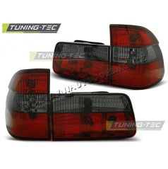 BMW E39 09.1995-08.2000 Touring zadné lampy red smoke (LTBM30)