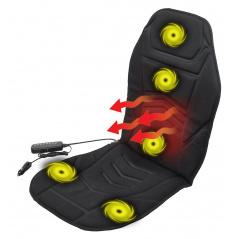 Potah sedadla vyhřívaný s masáží 12V