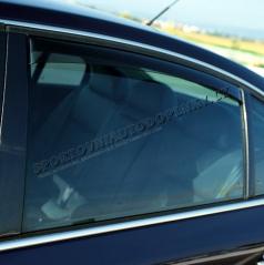 Větrné clony (ofuky) - zadní, Škoda Superb
