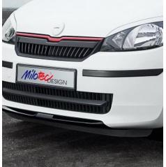 Racing lišta na přední masku - Škoda Citigo od r.v. 2012