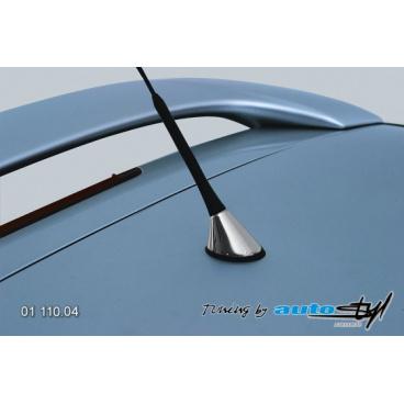 Krytka antény - chrom, VW Golf