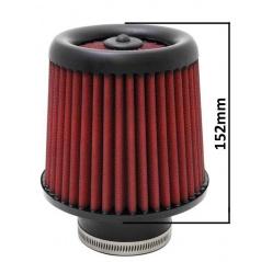Sportovní vzduchový filtr AEM Dryflow 60-77 mm