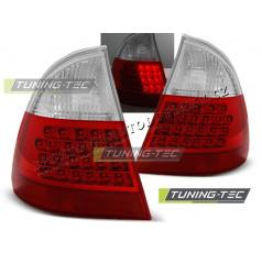 BMW E46 1999-2005 ZADNÍ LED LAMPY RED WHITE (LDBM59)
