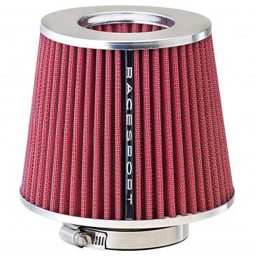 Sportovní vzduchový filtr RACE SPORT červený