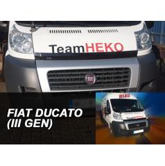 Deflektor přední kapoty FIAT DUCATO III 2006-2014/CITROEN JUMPER II O6-2014/PEUGEOT BOXER II 2006-2014