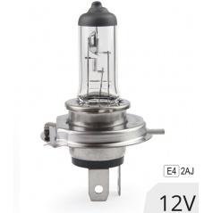 Halogenová žárovka H4 12V 60/55W filtr UV (E4)